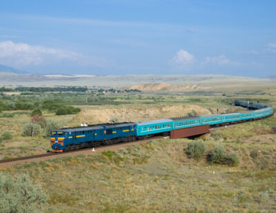 International Competition to Find Major Rolling Stock Partner in Kazakhstan