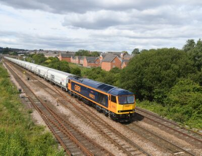 DB Cargo to Maintain GB Railfreight Class 60 Locomotives