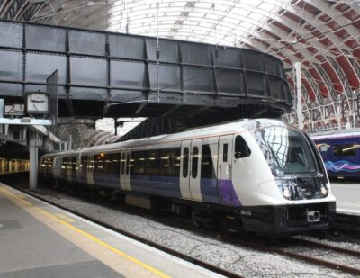 Crossrail Governance Handed Over to TfL