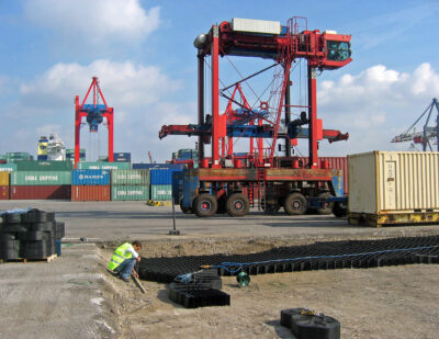 PrestoGeo Port Stabilization