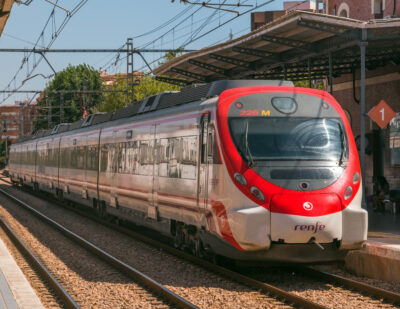 EUROFIMA Provides Rolling Stock Funding to Renfe