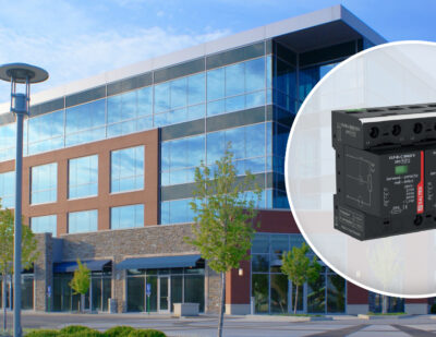 SALTEK Surge Protective Devices Building