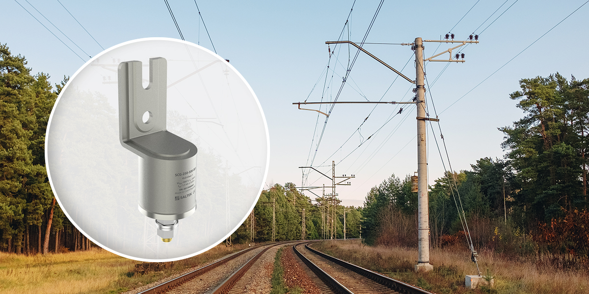 SCG Series Voltage Limiting Devices for Railway Infrastructure