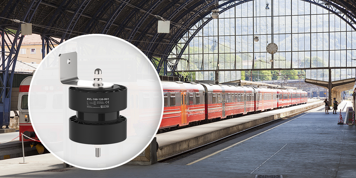 Voltage Limiting Devices for Railway Infrastructure