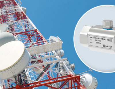 SALTEK Surge Protective Devices for Railways Antenna
