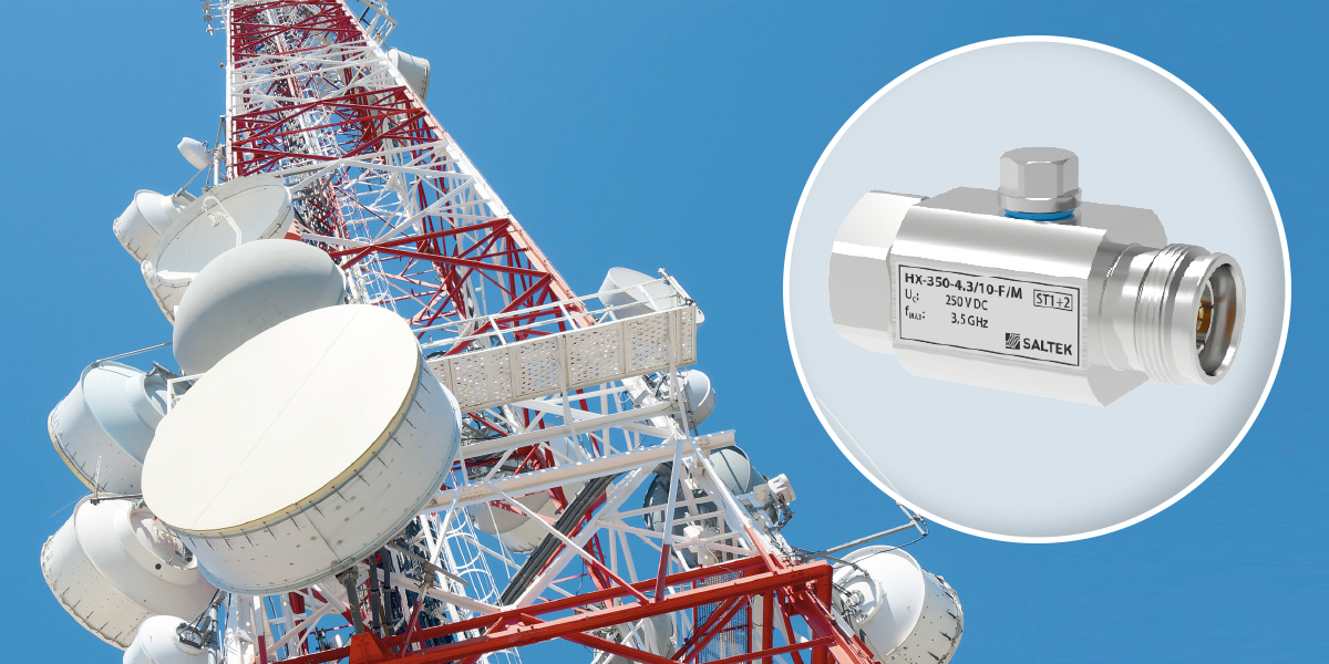 Surge Protective Devices for Communication Infrastructure