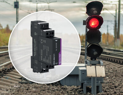 SALTEK Surge Protective Devices for Railways Signalling