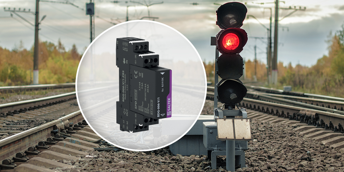 Surge Protective Devices for Railways Signalling Systems