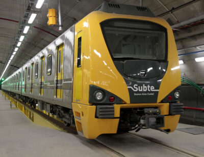 Argentina: Siemens Wins CBTC Signalling Contract