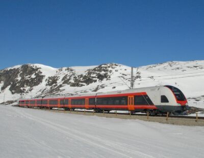 Siemens Mobility Wins Train Cab Radio Contract in Norway