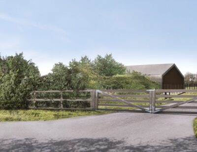 HS2 Reveals Design for First Chiltern Tunnel Vent Shaft Headhouse