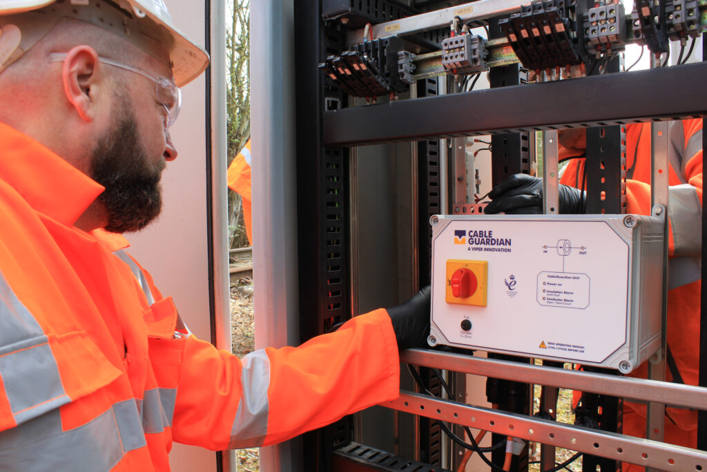 CableGuardian Cable Monitoring System