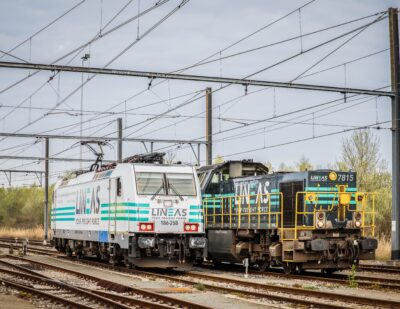 ProRail and Alstom to Test ATO on Shunting Locomotive