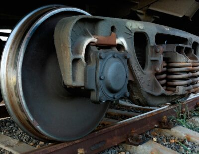 Sound-Deadening Solutions for Railway Wheels