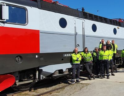 Vy Tåg AB Awards Night Train Fleet Maintenance Contract
