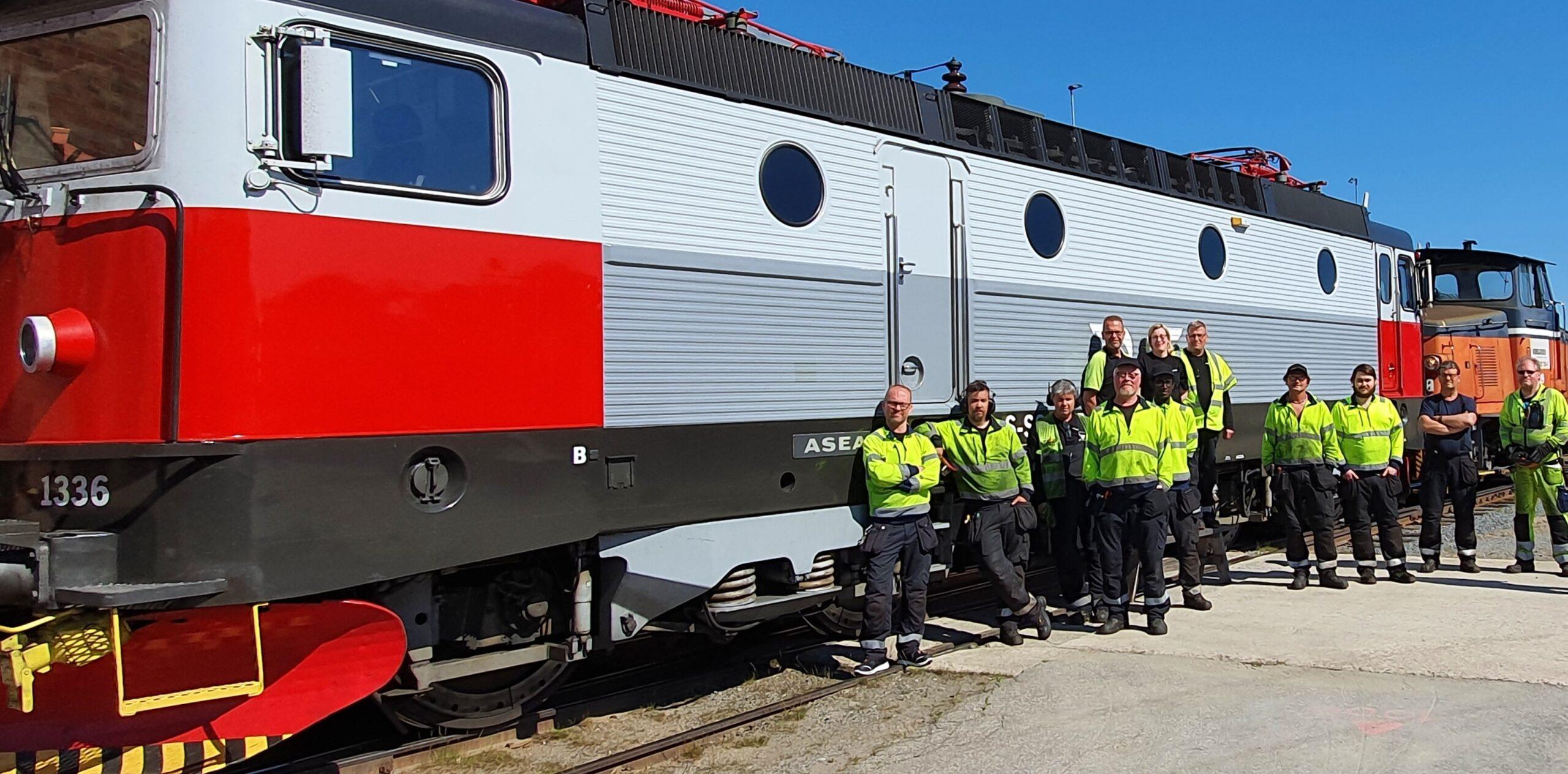 Vy Tåg Night Train