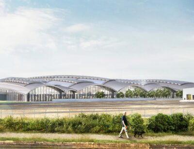 Balfour Beatty VINCI SYSTRA Take Over HS2 Old Oak Common Site