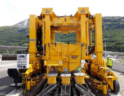 BLEND Mobile Portal Crane 19