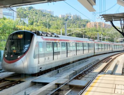 Dynamic Testing Begins on Full Tuen Ma Line