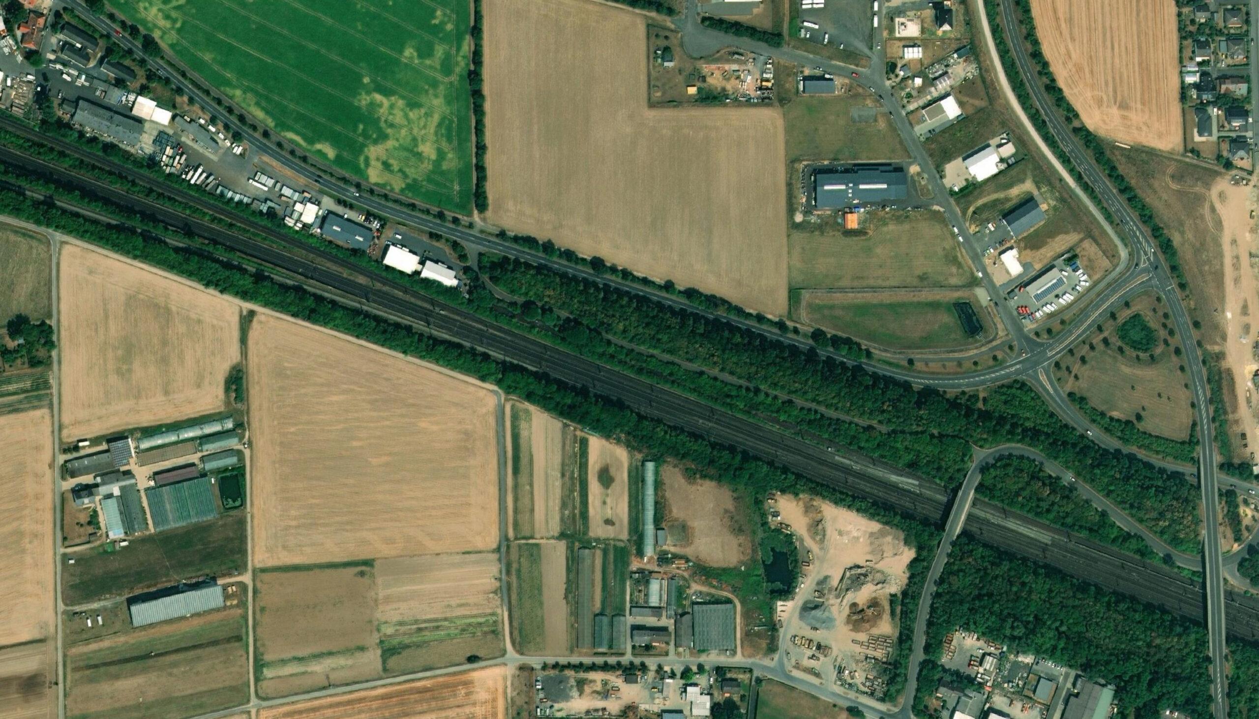 Deutsche Bahn and LiveEO vegetation management