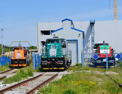 CZ Loko Wins New Customer in Italy: EVM Rail