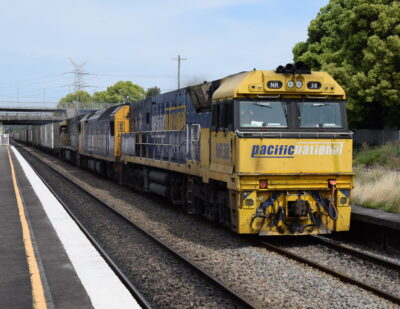 NSW Government Approves Rail Freight Improvement Projects