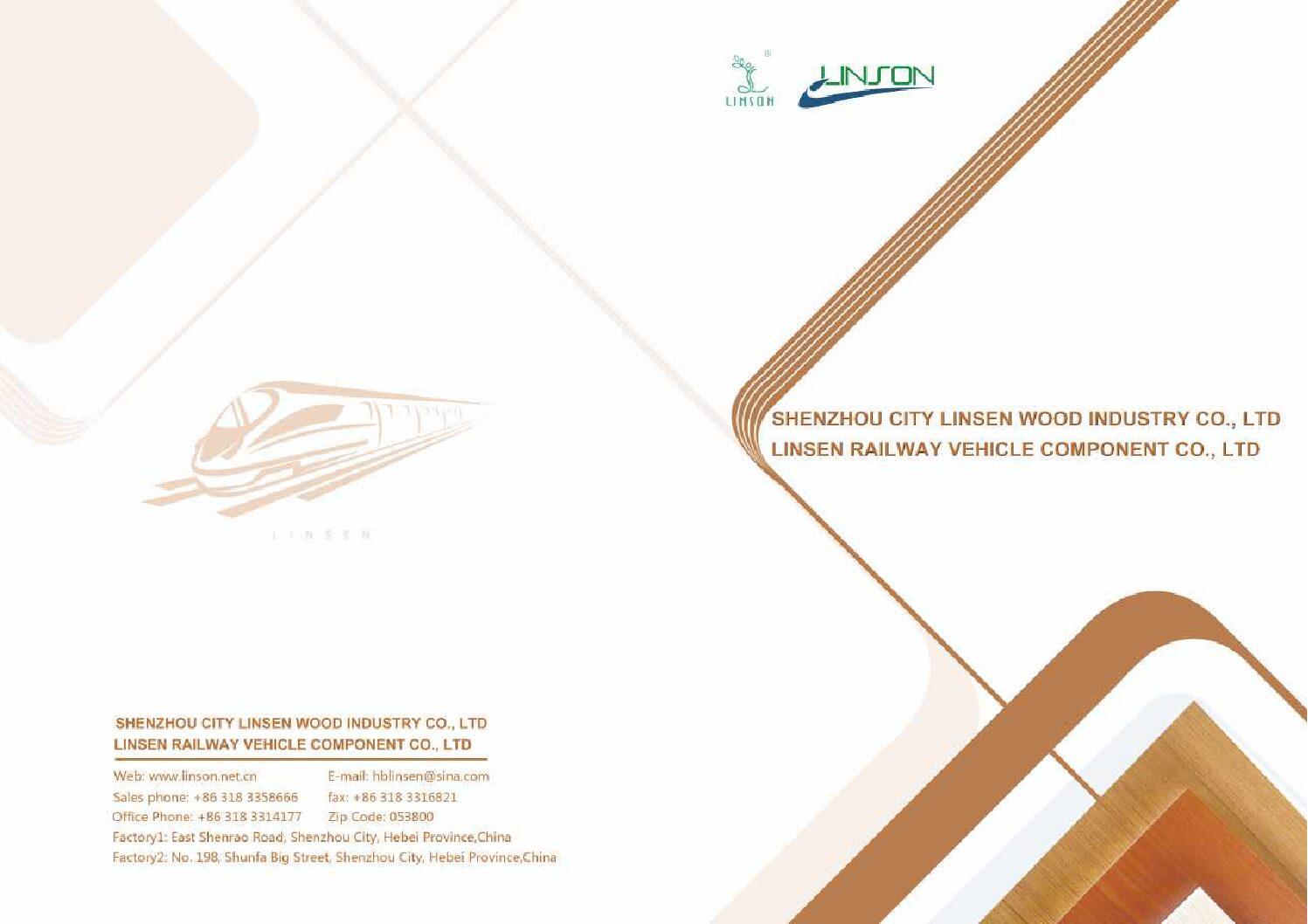 Linsen Brochure