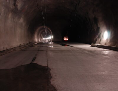 Lötschberg Base Tunnel Upgrade Enters Next Stage