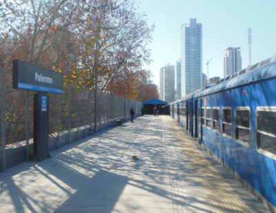Alstom Implements Signalling System in Argentina