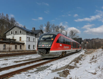 Germany Establishes Digital Railway Test Site