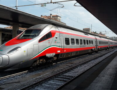 Work Begins on Section of Verona-Padua High-Speed Line