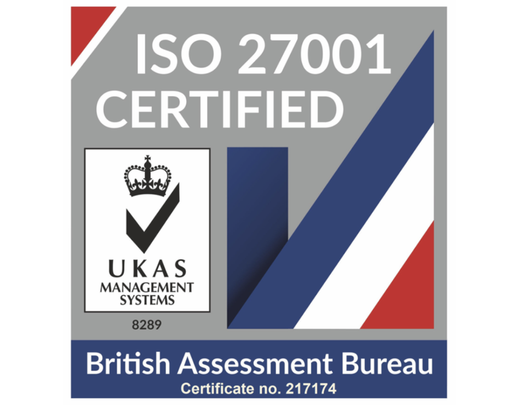 WiFi SPRAK ISO 27001 Certification
