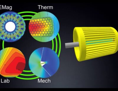 Ansys Motor-CAD Demo – the Path to Designing the Best Electric Motors