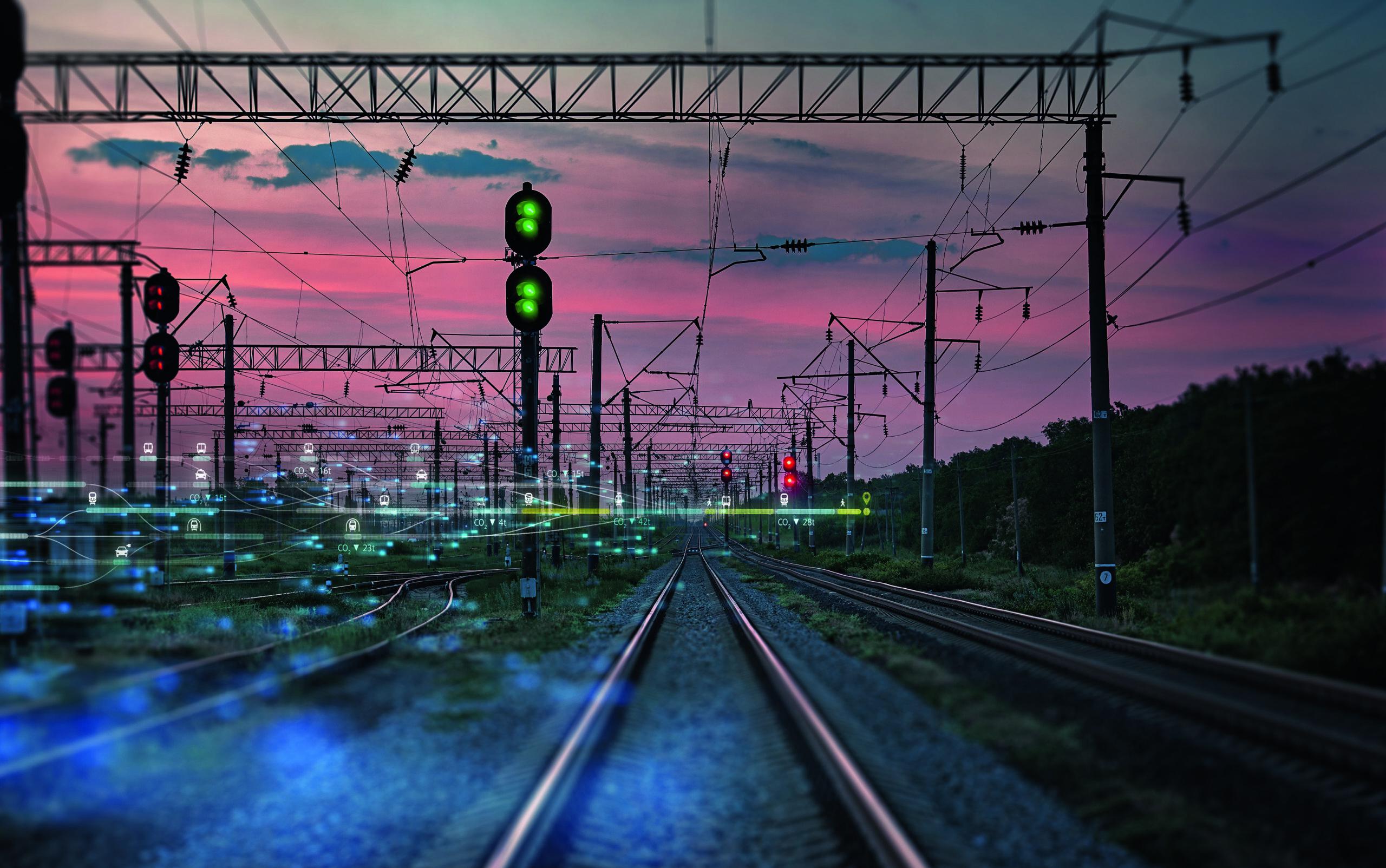 siemens visual intelligent infrastructure signalling
