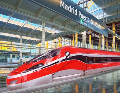 Hitachi and Bombardier to Supply 23 Frecciarossa Trains to Trenitalia