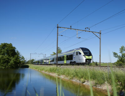 BLS and Stadler Roll Out Latest-Generation FLIRT