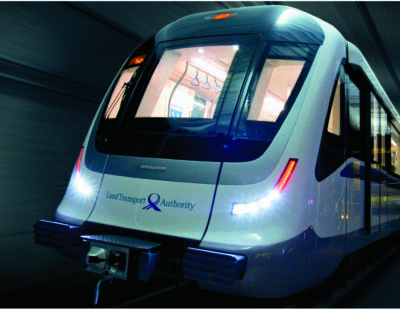 Bombardier to Upgrade Communication System for Singapore MRT