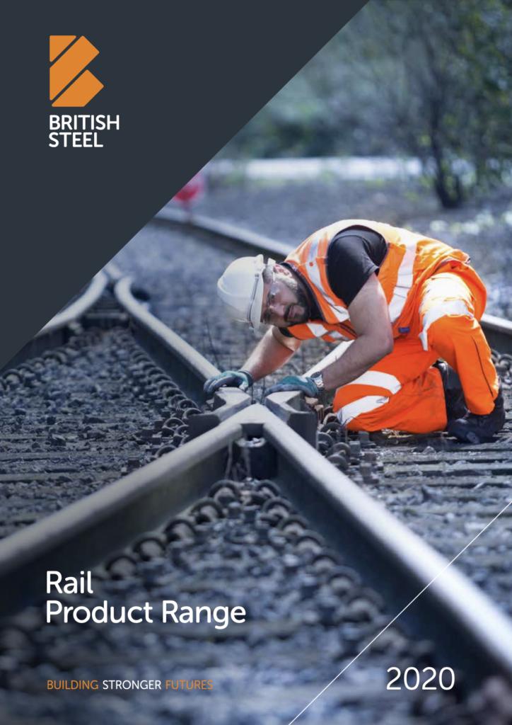 British Steel Rail Product Range