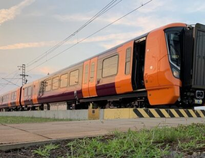 A First Look at New Trains for Birmingham Cross-City Line