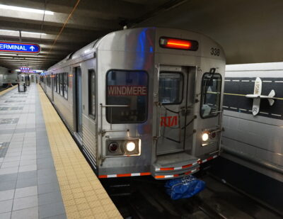 USA: Cleveland Gets $15m Grant for New Rail Cars