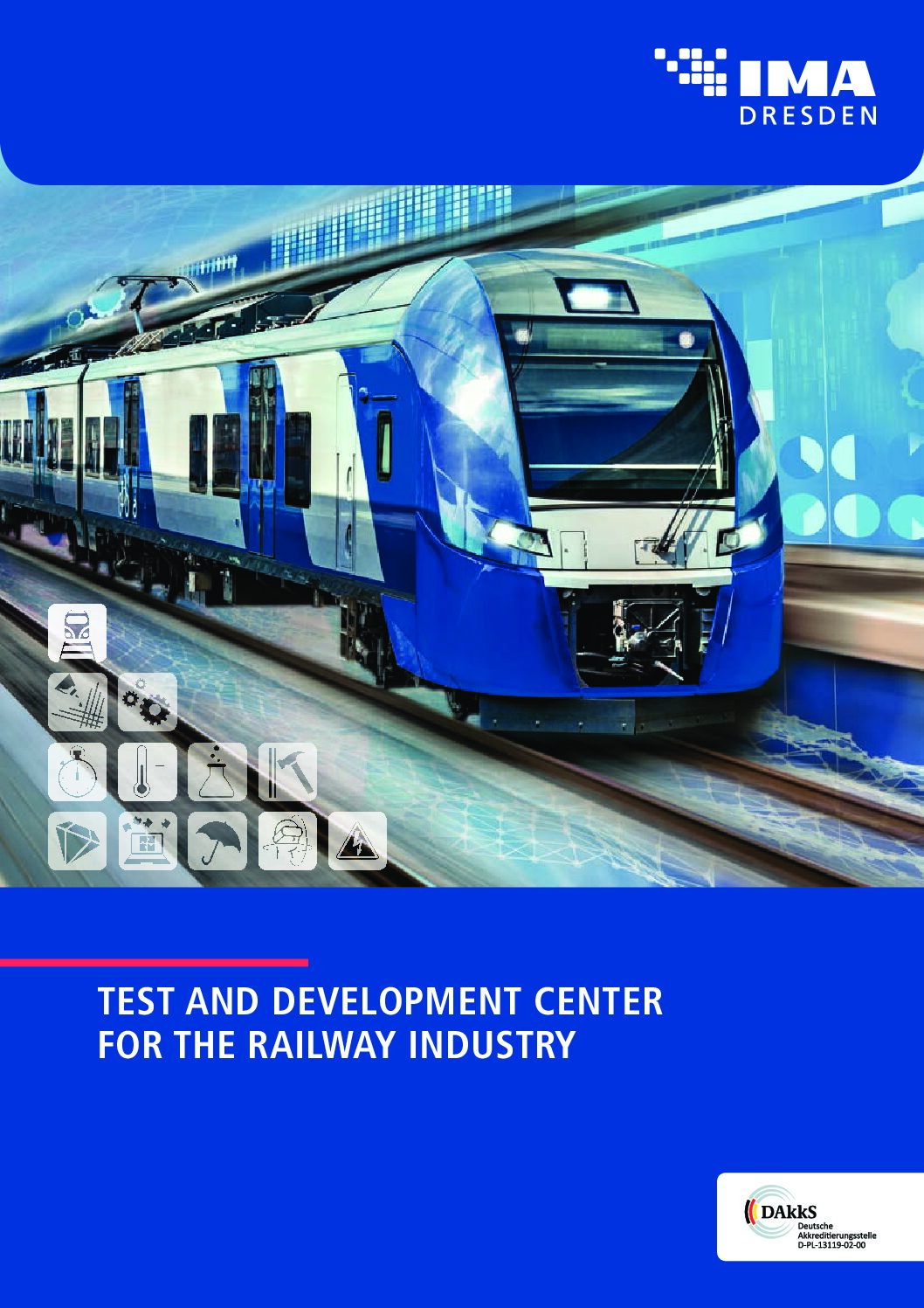 Railway Industry Brochure