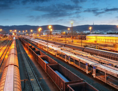 How Remote Online Condition Monitoring (ROCM) Is Influencing the Railway Industry
