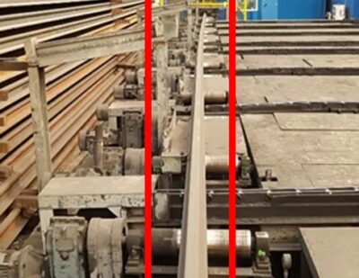 Rail Straightness Inspection after 3D Scan Demonstration