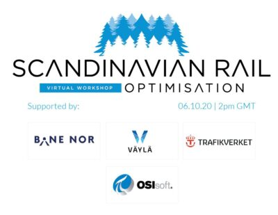Scandinavian Rail Optimisation Virtual Workshop