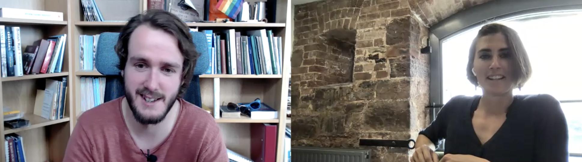 Gareth Dennis interview