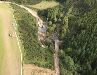Network Rail Publishes Interim Report on Stonehaven Derailment