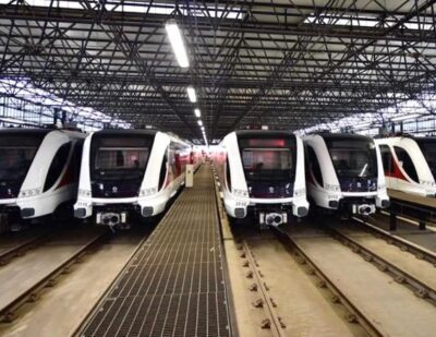 Mexico: Line 3 of Guadalajara Metro Inaugurated