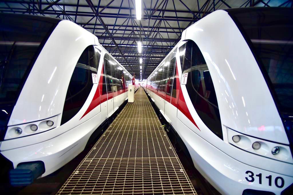 Alstom Metropolis for Guadalajara Metro Line 3