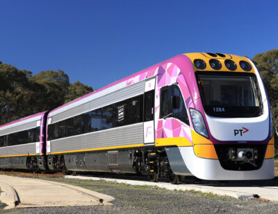 New VLocity Trains Enter Service in Victoria