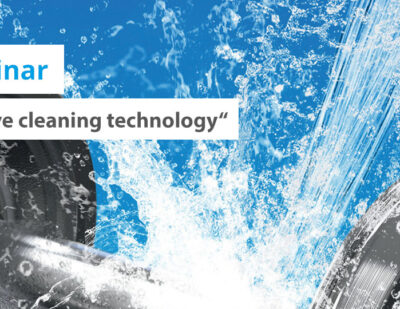 Webinar: Innovative Cleaning Technology (English)